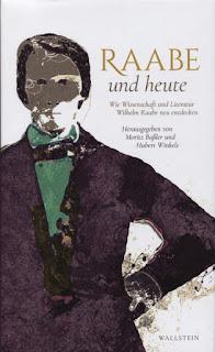 """Buchempfehlung """"Raabe und heute""""."""