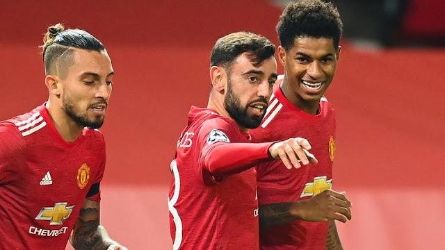 يتحرك مانشستر يونايتد لتحصين نجم الفريق من ريال مدريد وبرشلونة