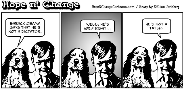 obama, obama jokes, hope and change, hope n' change, stilton jarlsberg, not a dictator, boy and dog