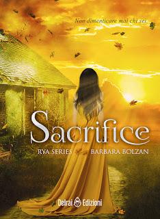 Risultati immagini per sacrifice rya series