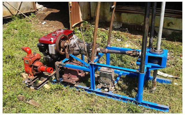 biaya pembuatan sumur di Palu