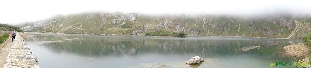 Panormámica del Lago del Valle