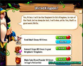 Royal Story Game