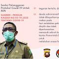 Informasi penting terkait regulasi protokoler Covid-19 bagi warga Kalimantan Barat