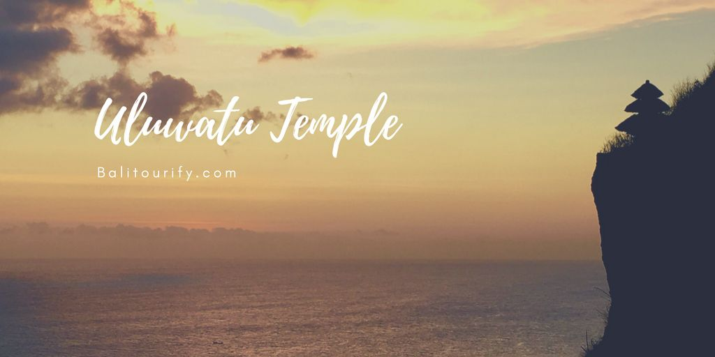 Bali Uluwatu Temple Sunset Tour and Kecak - Fire Dance Performance | Best Bali Half Day Tours Package | Private Bali Day Trip | Bali Car with Driver Hire for 5 - 6 Hours