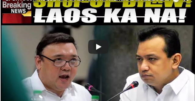 Spox Harry Roque May Malutong Na Mensahe Sa Liberal Party
