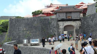 Shurijo Castle, Saksi Bisu Megahnya Kerajaan Ryukyu di Okinawa