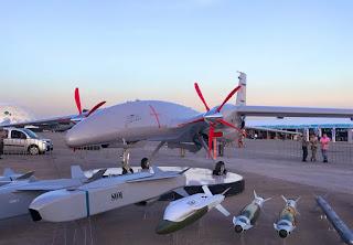 Drone Akinci