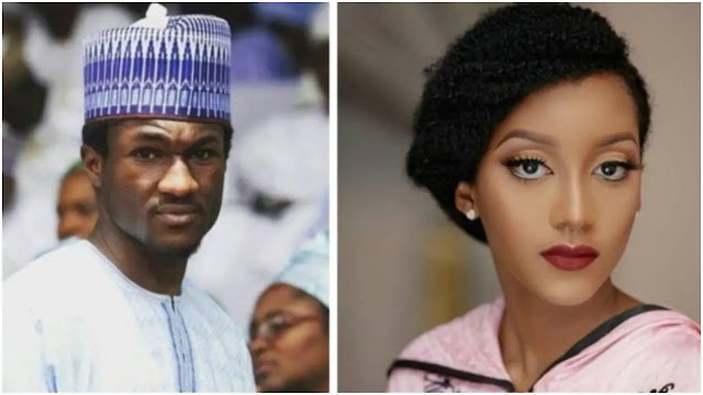 President Muhammadu Buhari son, Yusuf Buhari and his Fiancee, Zahra set to marry as the wedding Invitation is Out