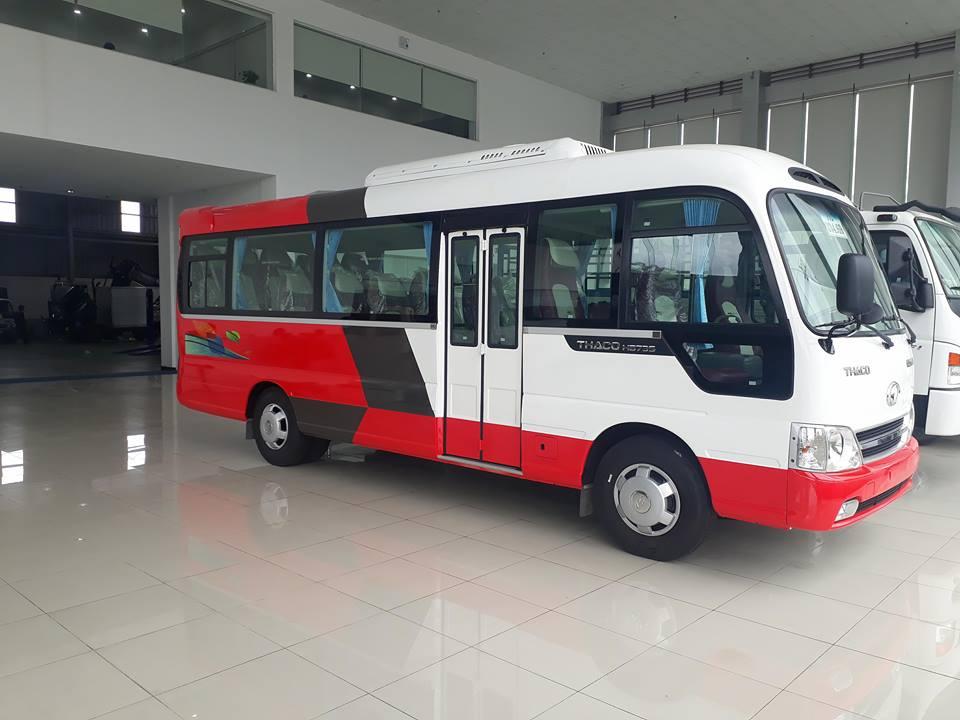 Xe khách Thaco HB73S 29 chỗ ngồi