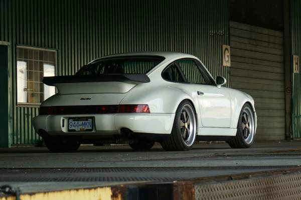 1992 Porsche 911 964 Turbo Auto Restorationice