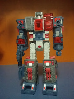 H-04 Infinitor Robot Mode