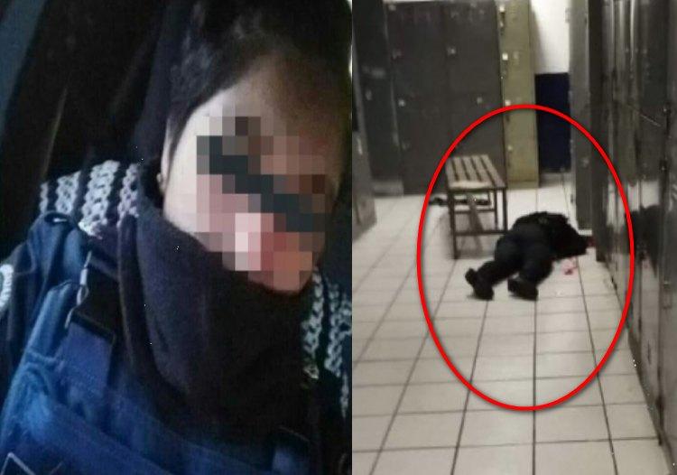 Así localizaron en el piso y ejecutada a Liliana una joven policía de 18 años de la SSC en la alcaldía de Iztapalapa