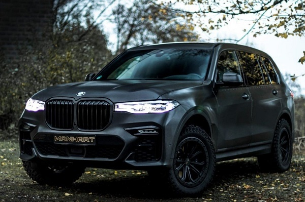 Manhart BMW X7