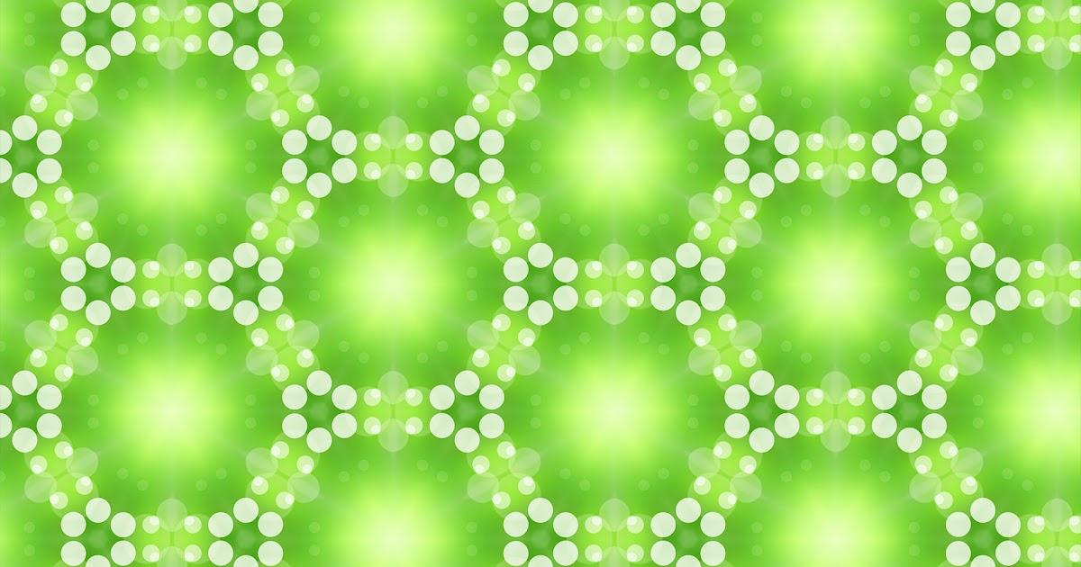 Groene abstracte wallpaper met patronen  Mooie Leuke