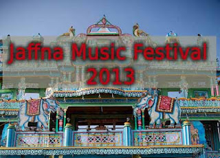 The Jaffna Music Festival 2013