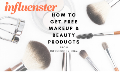 get free makeup and beauty items