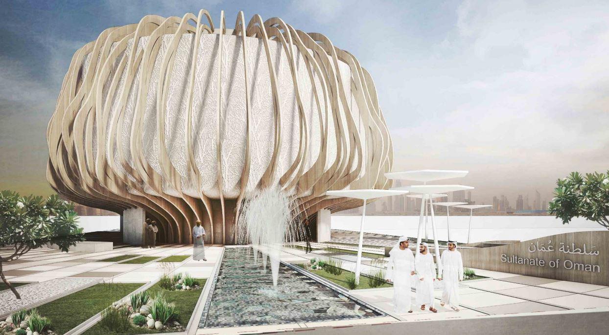 """عُمان تتسلم جناحها في دبي """"إكسبو 2020"""" بنهاية يونيو المقبل"""