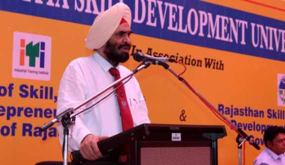 BSDU hosts ITI Principals Summit -2019 for ITI principals across Rajasthan