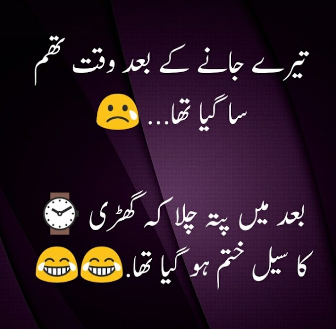 100+ Funny Poetry in Urdu, Funny Quotes in Urdu, Funny Jokes in Urdu