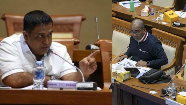 Sambil Gebrak Meja, Anggota DPR Cecar Bos Inalum soal Utang Beli Saham Freeport Rp35 T