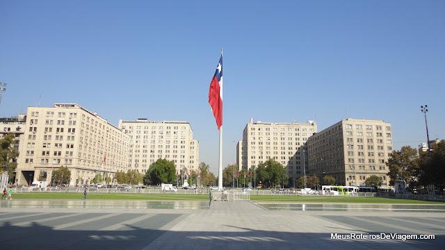 Praça da Cidadania (Plaza de la Ciudadania)
