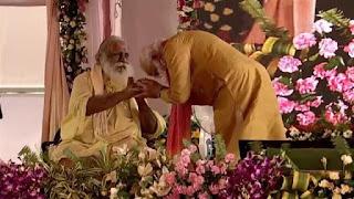 mahant-nritya-gopal-das-covid-positive