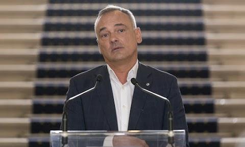 Borkai Zsolt Győr polgármestere