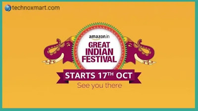 Amazon Great Indian Festival Sale Is Said To Be A Month-Long Festive Sale Of This Year