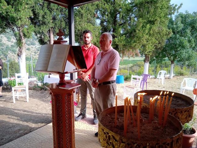 Θεσπρωτία: Μέσα στη φύση εόρτασε τον άγιο Νικόλαο η ενορία Κεστρίνης Θεσπρωτίας