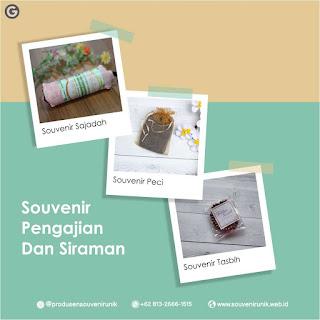 Souvenir Pengajian Dan Siraman | +62 813-2666-1515
