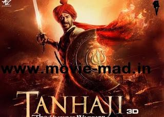 tanhaji movie download in HD www.movie-mad.in