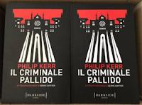 """Vinci gratis una copia di """"Il criminale pallido"""" di Bernie Gunther"""
