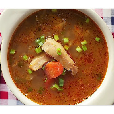 How to make fish soup at home