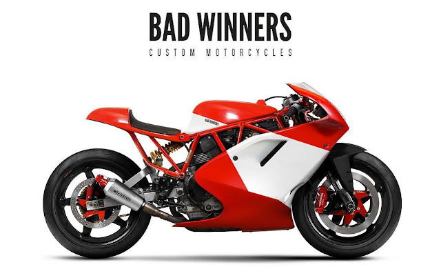 Bad Winners - Ducati 900 SS Custom