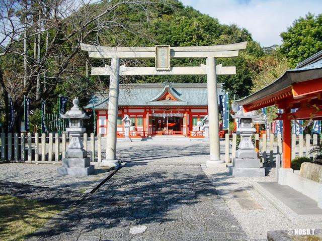 和歌山県新宮市「阿須賀神社」