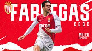 Chelsea Resmi Lepas Cesc Fabregas ke AS Monaco