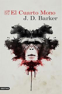 El cuarto mono   4MK Thriller #1   J.D. Barker