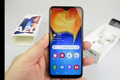5 Cara Screenshot Samsung Galaxy A20E dengan Metode Mudah