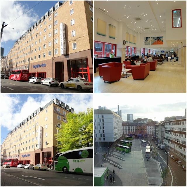 Hotel bom e barato em Frankfurt - Toyoko Inn, melhor custo-benefício