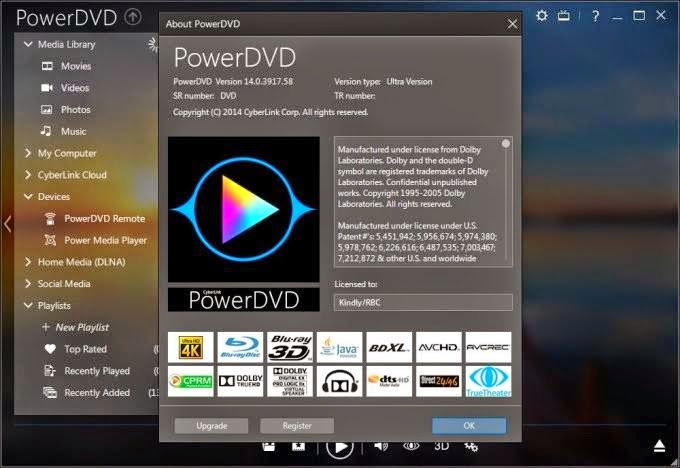 Download Media Player Update Cyberlink Power DVD Ultra 3D Update