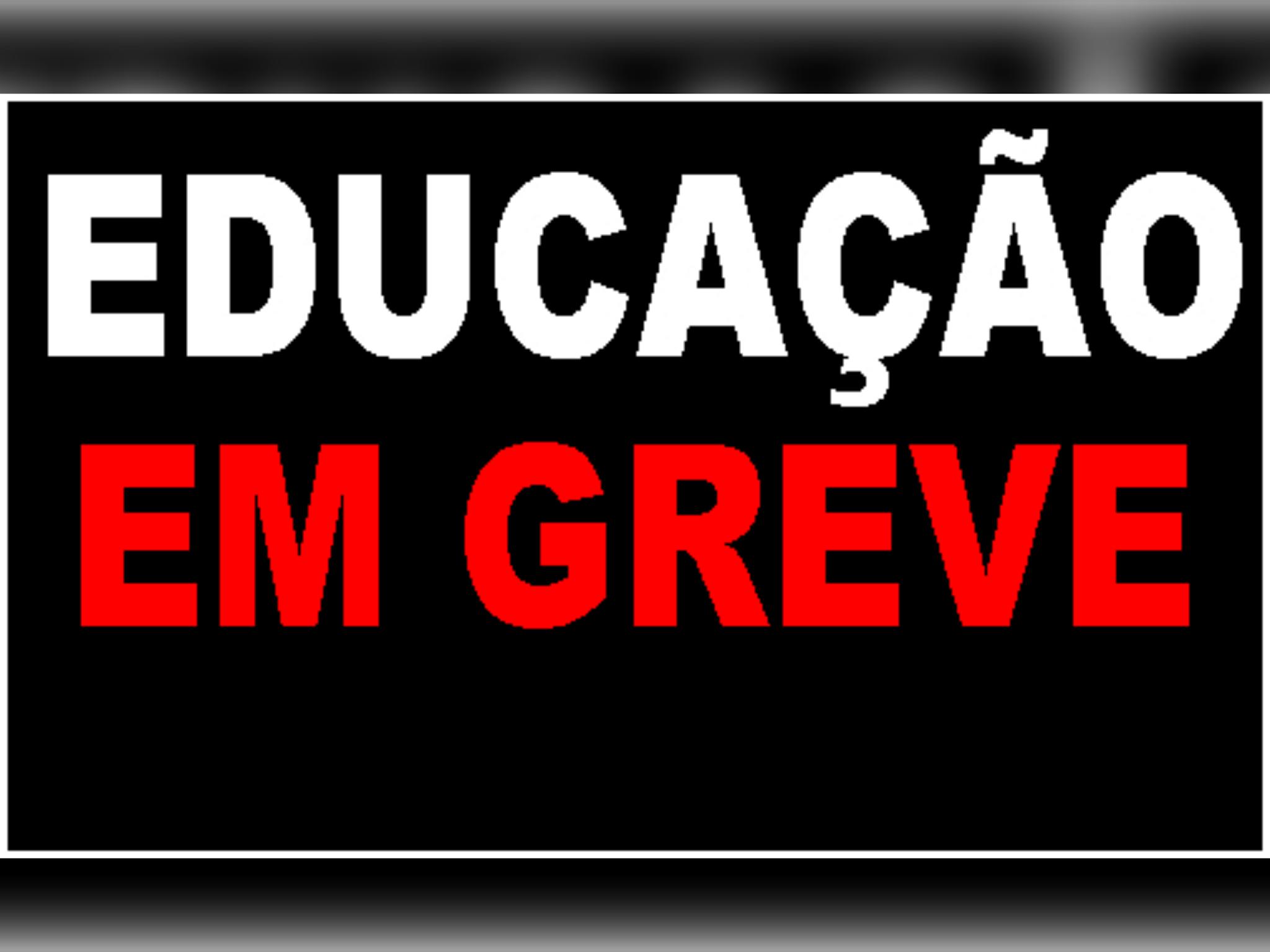 Professores da rede municipal de Parauapebas decretam estado de greve.