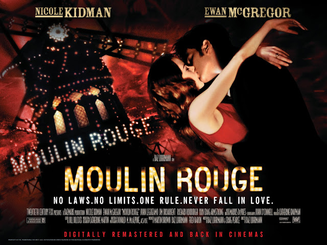 6 músicas favoritas de Moulin Rouge