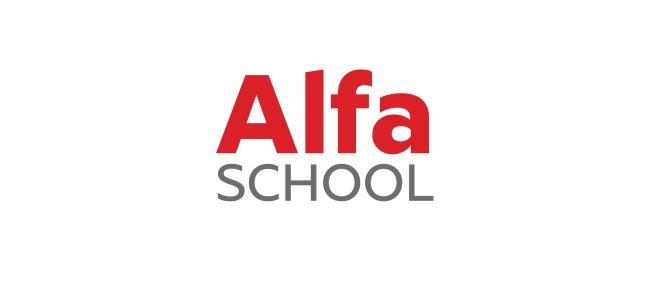 Logo Alfa School