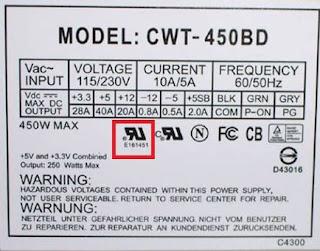 Cara Membedakan PSU Pure Watt Dan PSU Palsu Atau Fake Watt