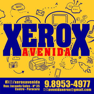 Xerox Avenida - Página Oficial