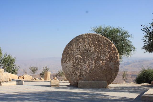 Visitar o MONTE NEBO e as margens do rio Jordão | Jordânia