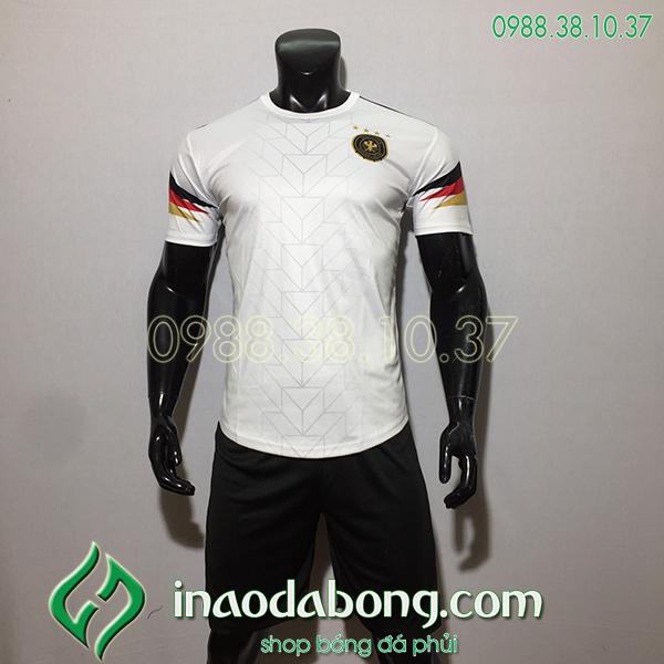 Áo đội tuyển training Đức màu trắng 2020