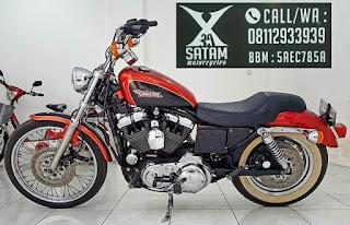 BUKALAPAK MOGE BEKAS : Jual Harley Sportster XL1200 th 1998
