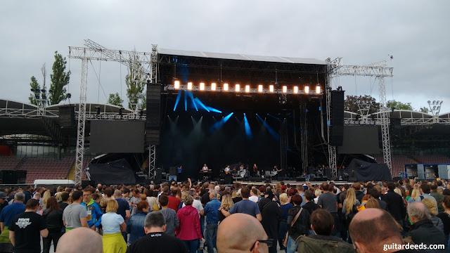 Wanda Live In Linz Steel City Festival 2016
